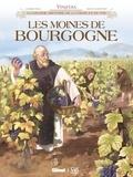 Eric Corbeyran et Brice Goepfert - Vinifera  : Les moines de Bourgogne.