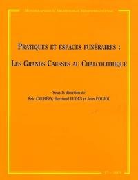 Eric Crubézy et Bertrand Ludes - Pratiques et espaces funéraires : Les Grands Causses au Chalcolithique.