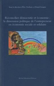 Era-circus.be Réconcilier démocratie et économie : la dimension politique de l'entrepreneur en économie sociale et solidaire Image