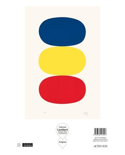 Ligne Forme Couleur. Ellsworth Kelly (1923-2015) dans les collections françaises