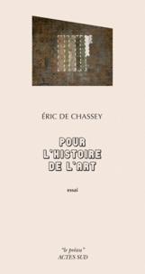 Eric de Chassey - Pour l'histoire de l'art.