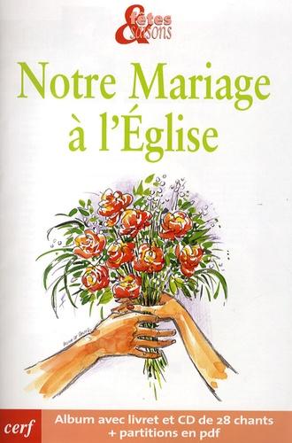 Eric de Clermont-Tonnerre - Notre mariage à l'église.