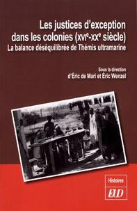Deedr.fr Les justices d'exception dans les colonies (XVIe-XXe siècle) - La balance déséquilibrée de Thémis ultramarine Image