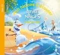 Eric Debègue - Olaf en été - La Reine des Neiges. 1 CD audio