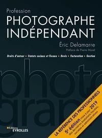 Eric Delamarre - Profession photographe indépendant.