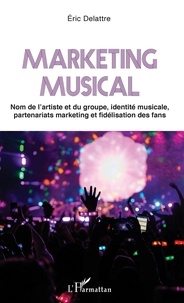 Deedr.fr Marketing musical - Nom de l'artiste et du groupe, identité musicale, partenariats marketing et fidélisation des fans Image