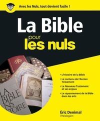 Ebooks téléchargement gratuit pdf pdf La Bible Pour les Nuls