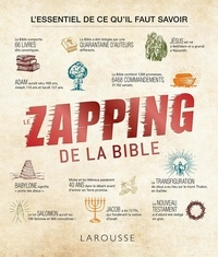 Eric Denimal - Le zapping de la Bible.