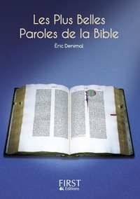 Eric Denimal - Les Plus Belles Paroles de la Bible.
