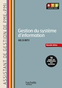 BTS Assistant de gestion PME-PMI, Gestion du système dinformation - A5.3 - A7.1, BTS 1e année.pdf