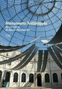 Rhonealpesinfo.fr Monuments historiques du XIXe siècle en Basse-Normandie - Tome 2 Image