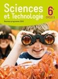 Eric Donadei et Thierry Lévêque - Sciences et technologie 6e Cycle 3 - Manuel de l'élève.