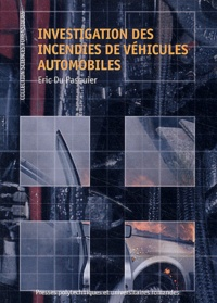 Deedr.fr Investigation des incendies de véhicules automobiles Image