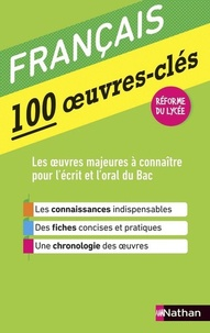 Eric Duchâtel et Denis Huisman - Français 100 oeuvres-clés.