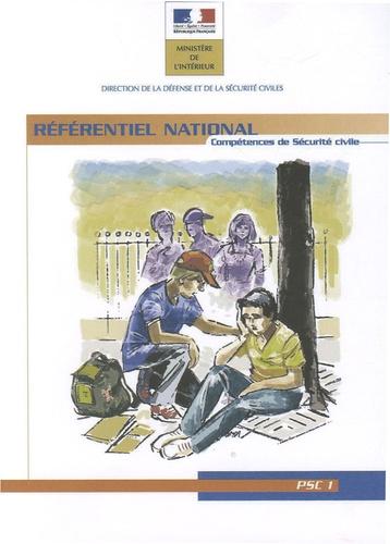 Eric Dufès - Prévention et secours civiques de niveau 1 - Référentiel national Compétences de sécurité civile.