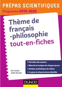 Prépas scientifiques programme 2019-2020- La démocratie tout-en-fiche - Eric Dufour pdf epub