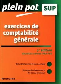 Eric Dumalanède - Exercices de comptabilité générale - Enseignement supérieur, BTS, DUT tertiaires.