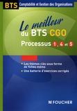 Eric Dumalanède - Le meilleur du BTS CGO - Processus 1, 4 et 5.