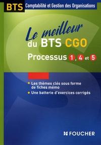 Le meilleur du BTS CGO- Processus 1, 4 et 5 - Eric Dumalanède |