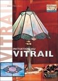 Eric Ebeling - Initiation au vitrail - Tous les outils et techniques indispensables pour vous initier à l'art du vitrail.
