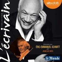 Eric-Emmanuel Schmitt et Jean-Luc Hees - Entretien avec Eric-Emmanuel Schmitt.