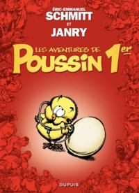 Eric-Emmanuel Schmitt et  Janry - Les aventures de Poussin 1er Tome 1 : Cui suis-je ?.