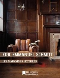 Eric-Emmanuel Schmitt et Éric-Emmanuel Schmitt - Les Mauvaises Lectures.