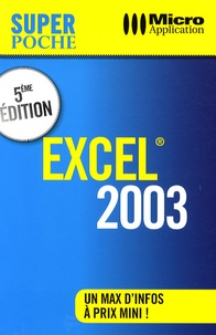 Eric Fagault - Excel 2003.