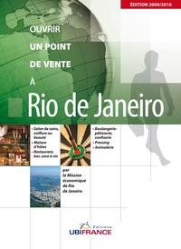 Eric Fajole - Ouvrir un point de vente à Rio de Janeiro.