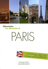 Eric Fauguet - Paris - Itineraries, édition en anglais.