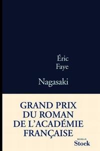 Ebook à téléchargement gratuit en ligne Nagasaki (French Edition) 9782234061668 CHM MOBI FB2 par Eric Faye