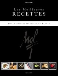 Goodtastepolice.fr Les meilleures recettes des meilleurs ouvriers de France - Coffret 2 volumes Image