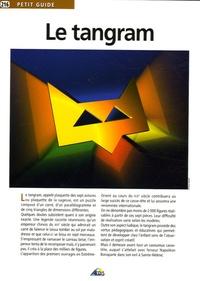 Eric Foret et Bruno Leprieur - Le tangram.