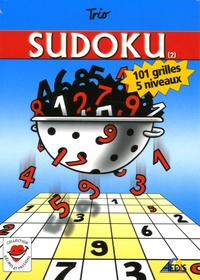Eric Foret et Philippe Houstin - Sudoku - Tome 2.
