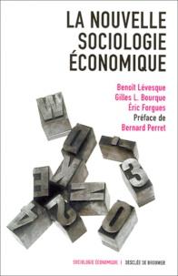 Eric Forgues et Benoît Lévesque - .