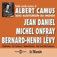 Eric Fottorino et Jean Daniel - Autour d'Albert Camus - Table ronde 2010 Auditorium du monde.