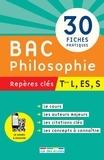 Eric Fourcassier et Romain Mercier - Bac Philosophie, repères clés, Tle L, ES, S.
