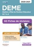 Eric Furstos - DEME DC 1 à 4 - 60 fiches de révision + méthode pour retenir l'essentiel.