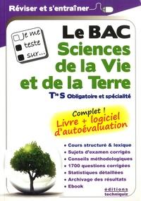 Eric Fusin et Franck Gandi - Je me teste sur... Le Bac Sciences de la Vie et de la Terre Tle S obligatoire et spécialité.