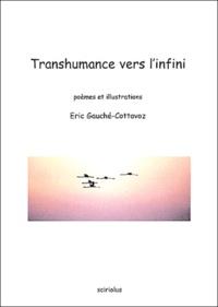 Eric Gauché-Cottavoz - Transhumance vers l'infini - Poèmes et illustrations.