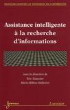 Eric Gaussier et Marie-Hélène Stéfanini - Assistance intelligente à la recherche d'informations.