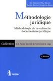 Eric Geerkens et Paul Delnoy - Méthodologie juridique - Méthologie de la recherche documentaire juridique.