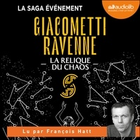 Eric Giacometti et Jacques Ravenne - La saga du soleil noir Tome 3 : La relique du chaos.