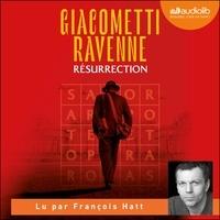 Eric Giacometti et Jacques Ravenne - La saga du soleil noir 4 : Résurrection - La Saga du Soleil noir, vol. 4 - Livre audio 1 CD MP3.