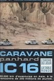 Eric Gillet et Marie-Madeleine Gillet - Caravane Panhard IC 16.