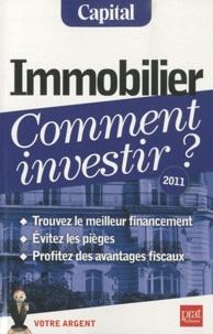 Eric Giraud et Vincent Bussière - Immobilier, comment investir ?.
