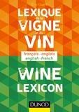 Eric Glatre - Lexique de la vigne et du vin.