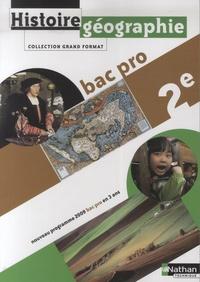 Eric Godeau - Histoire-Géographie 2e Bac Pro - Nouveau programme 2009.