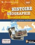 Eric Godeau - Histoire Géographie Education civique CAP - i-Manuel : Livre et licence élève en ligne.