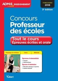 Marc Loison et Eric Greff - Concours Professeur des écoles - Tout le cours - Épreuves écrites et orale - Concours 2016.